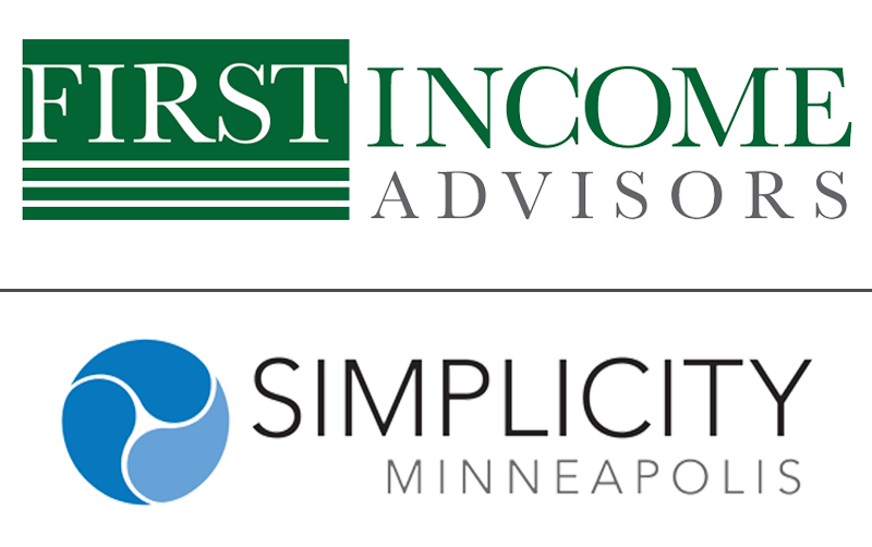 First Income Advisors logo